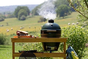 Фотогалерея Big Green Egg
